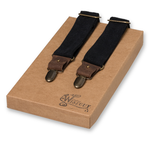 Wiseguy Suspenders - The Duck Noir (1)